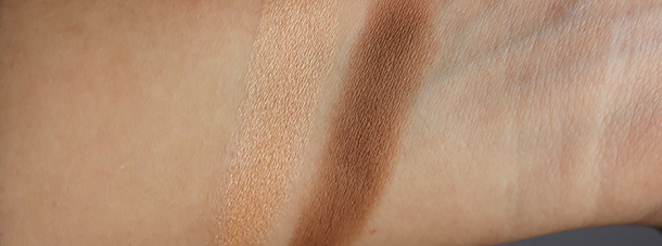 sleek contour kit medium review nc30 swatch