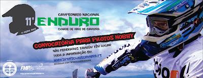 CNE 2013: Enduro Vale de Cambra Convocatoria_pilotoshobby