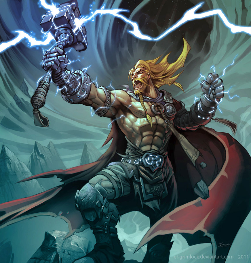 castle of fantasies  thor