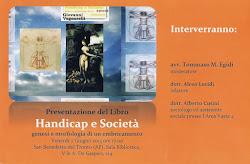 """L'handicap della normalità. A proposito del libro """"Handicap e società"""" di Giovanni Vagnarelli"""