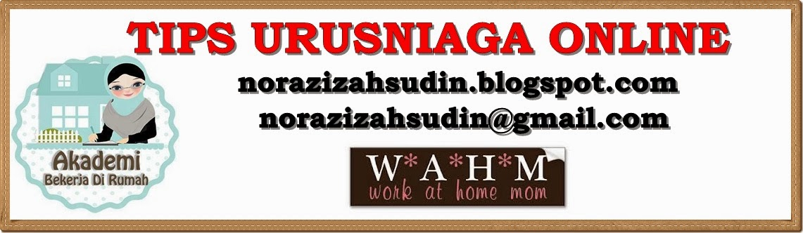 Tips Urusniaga Online