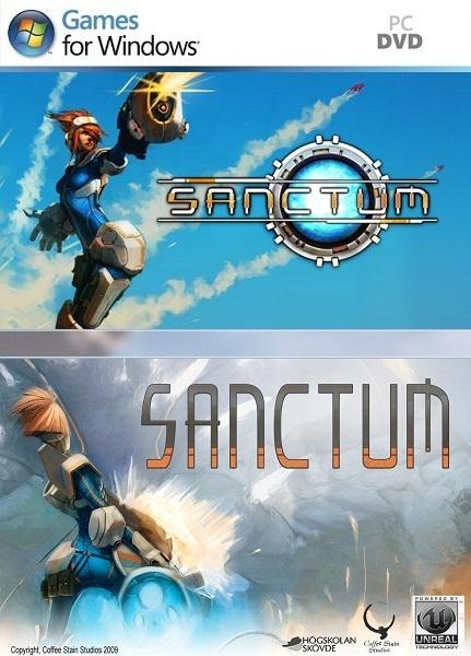 Sanctum (2011) PC Game Mediafire