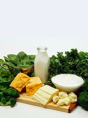 Healthy Food for Osteoporosis