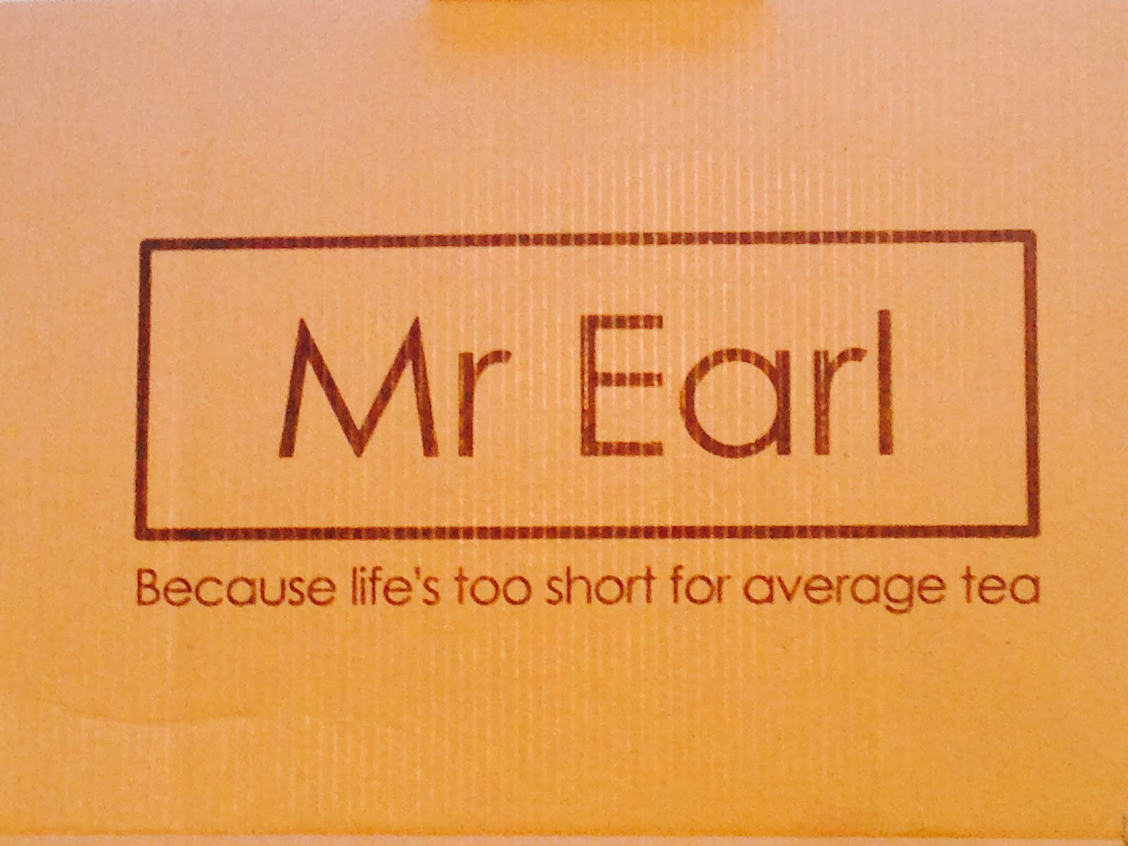 Mr Earl