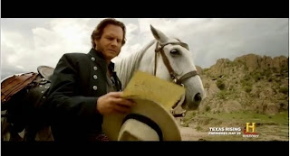Texas Rising - Travis Letter