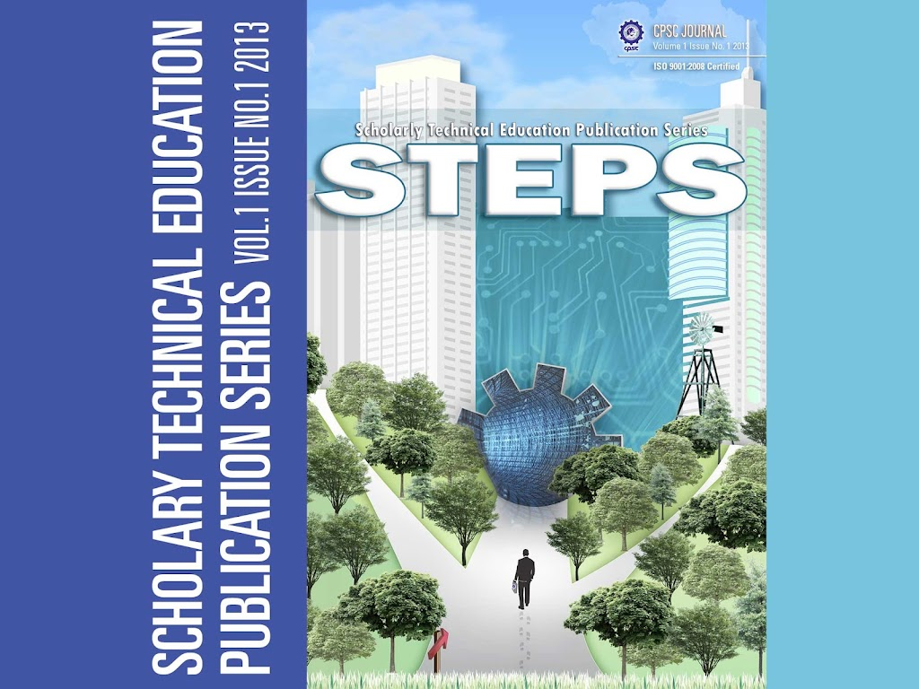 Scholarly Technical Education Publication Series (STEPS) Volume 1
