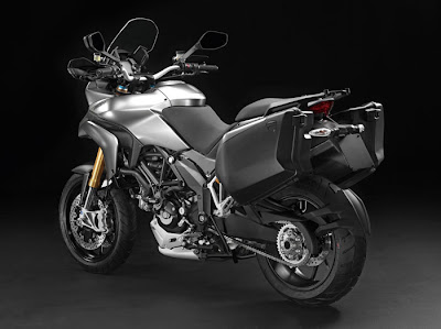 2012 Ducati Multi Strada 1200 Touring