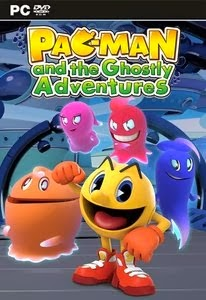 Pac Man And The Ghostly Adventures 2013