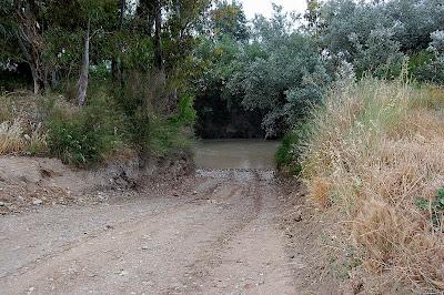 Vado de Sera (Río Guadalete)