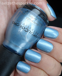 SinfulColors Blue Sensation