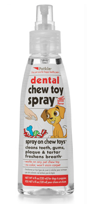 What Can I Spray To Keep My Dog From Chewing