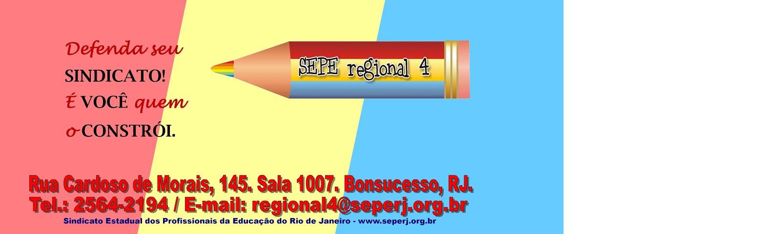 SEPE REGIONAL IV