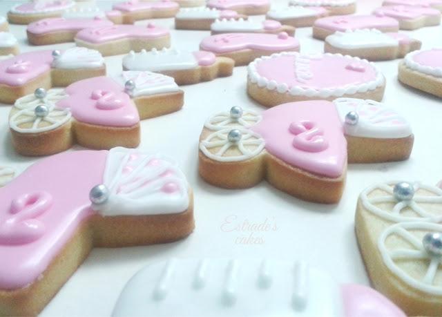 galletas con glasa para bebe o bautizo - 6