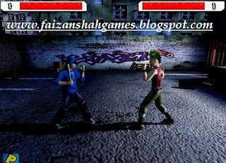 Underground fighting download demo