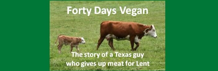 Forty Days Vegan