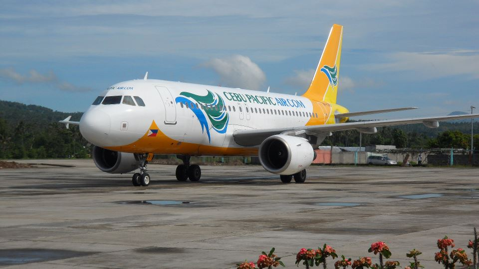 Pia9 Photo Releases Pagadian Domestic Flights Resume On April 10