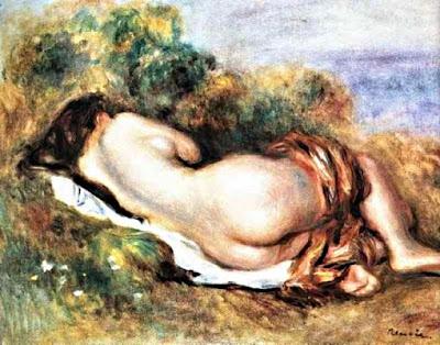 Nu reclinat (Pierre Auguste Renoir)