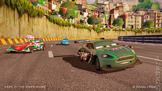 Cars 2 The Video Game PS3  2 Cars 2 USA Multi Spanish [ PS3 ]
