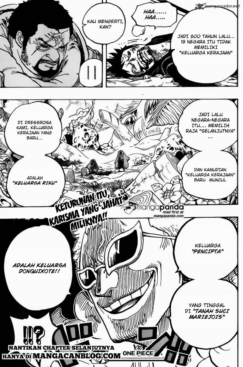 Komik one piece 722 - keturunan raja 723 Indonesia one piece 722 - keturunan raja Terbaru 17|Baca Manga Komik Indonesia|Mangacan