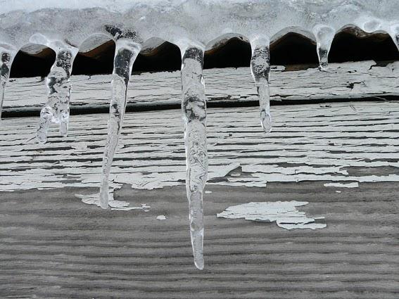 hielo ahorrar en calefacción y dinero