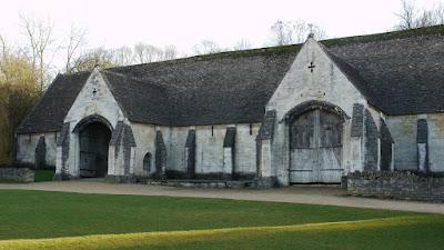 Tithe Barn in Bradford-on-Avon