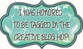 The Creative Blog Hop