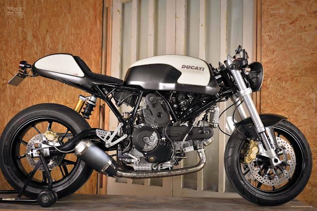 Custom Ducati Sport Classic | Shed-X | Ducati Sport Classic Custom | Custom Ducati | Ducati Sport Classic 1000 | Ducati Sport Classic parts | Ducati Sport Classic cafe Racer