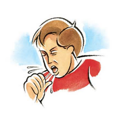 Coughing - How to Get Rid of Tonsil Stones Naturally
