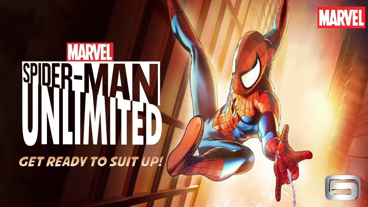 Spider-Man Unlimited for Iphone and Ipad