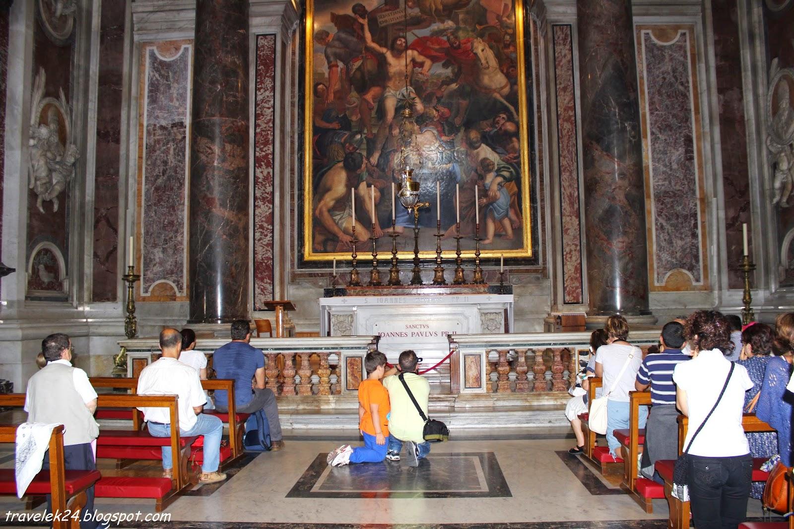 Bazylika św. Piotra Watykan