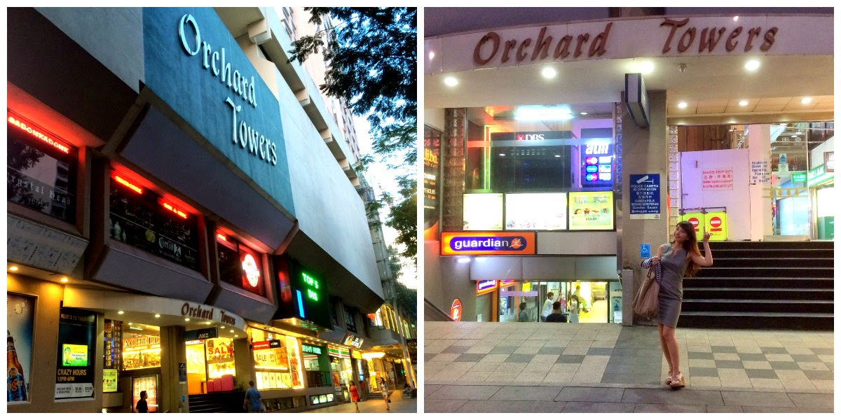 Orchard tower is not only for guys you should know 5 ways for 4 floors of whores