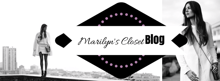 Marilyn's Closet - FASHION BLOG