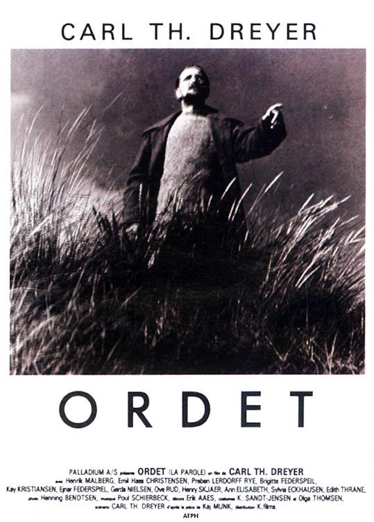 Ordet (La Palabra) (1955)