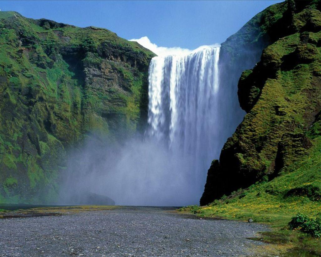 waterfalls wallpapers most beautiful - photo #9