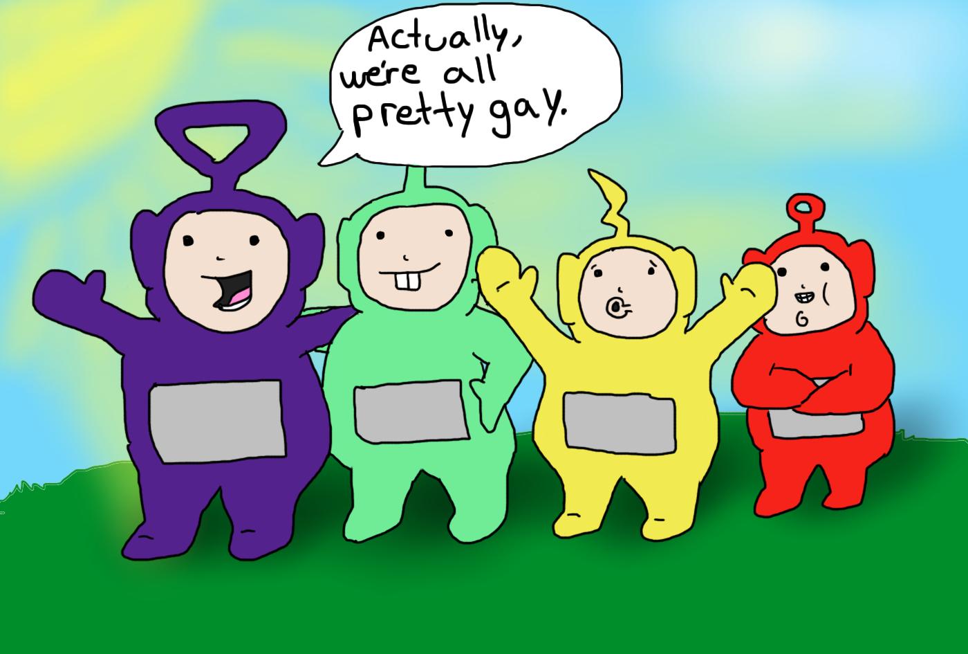Les Teletubbies sont-ils gays - lefigarofr