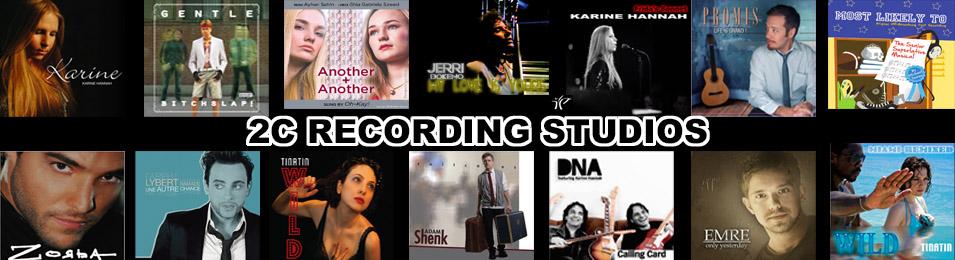 2C Recording Studios
