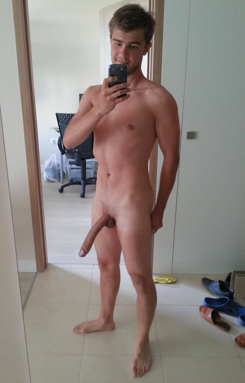 White Boy Monster Cock