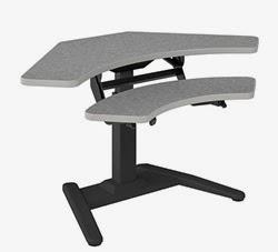 685W Adjustable Height VariTask Desk