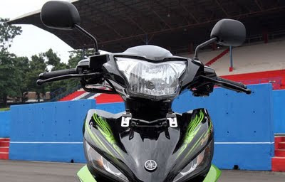 IndoGarage  2011 New Yamaha Jupiter MX