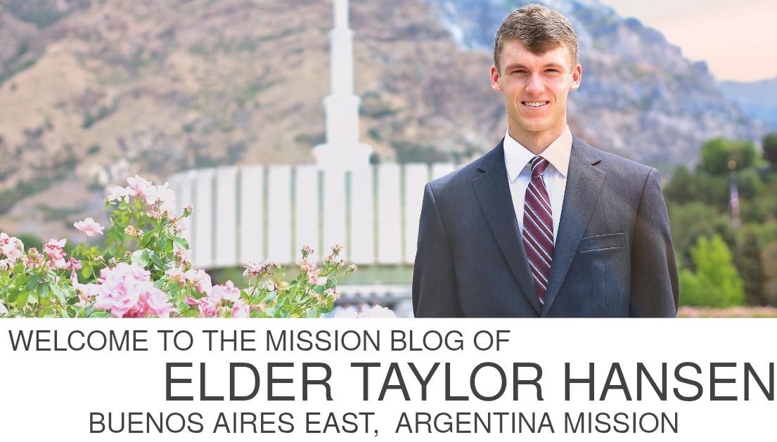 Elder in Argentina