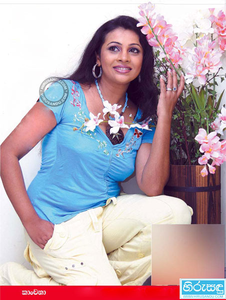 Kanchana Mendis Hot Figure