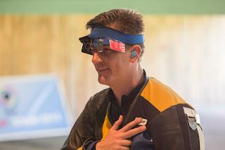 Cassio Rippel (BRA) - Carabina Deitado - Copa do Mundo ISSF de Tiro Esportivo