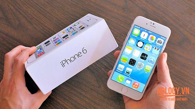 Iphone 6 Lock Nhật - cơn sốt mới của thị trường đi động Việt