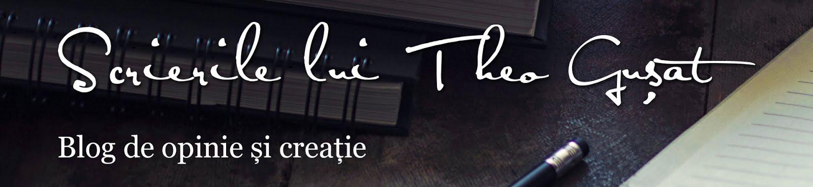 Scrierile lui Theo Gușat