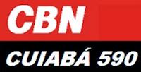 Rádio CBN AM de Cuiabá MT ao vivo