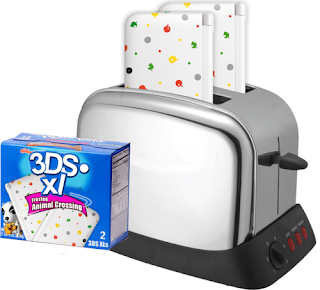 animal crossing 3ds xl pop tarts Morning LOL   Animal Crossing 3DS XL, Now Part of a Balanced Breakfast