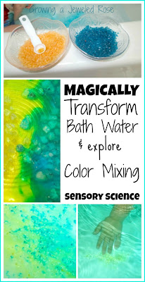 Color Mixing Science for Kids