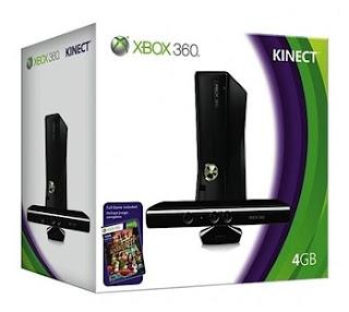 Microsoft Xbox 360 250G(Mod) w/Kinect Bundle