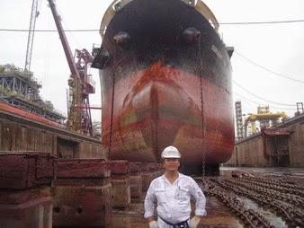 Survey Penerimaan kelas kapal