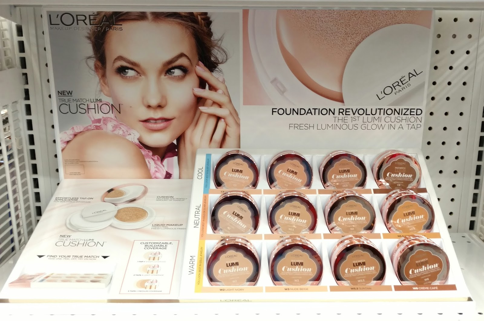 I'm so excited to see a cushion foundation make its way to the drugstore! I've been using the Laneige Cushion Compact for almost 2 years now, ...